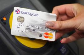 Pagar con tarjeta de crédito el metro