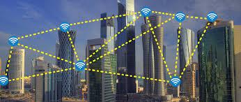 Conexión Wi-fi gratuito por la ciudad