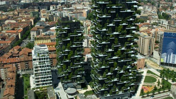 Granada verde.