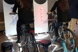 Energía a pedales