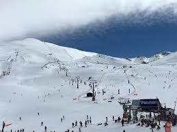 Esquí, como una asignatura más en los colegios de la ciudad
