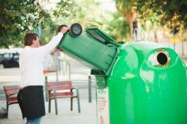 Proyecto de reciclaje de vidrio en el sector hostelero