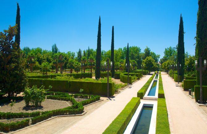 Más parques y zonas verdes para Granada