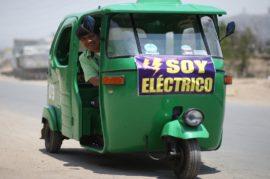 Mejora de transporte ecológico por el centro