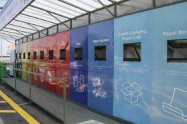 Reciclaje en Supermercados