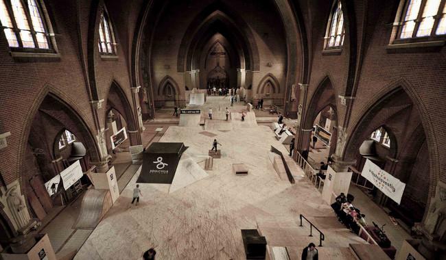 Transformar las Iglesias de Granada en desuso en lugares con una utilidad diferente en su interior.