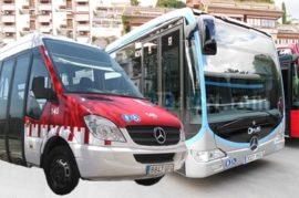 Mejorar la conexión de transporte público con el resto de pueblos de la provincia