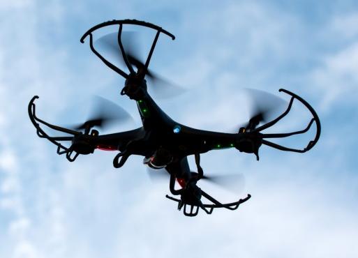 Drones contra la contaminación