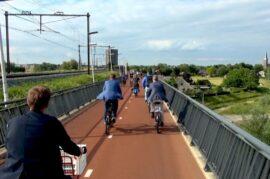 Autovías de bicicletas