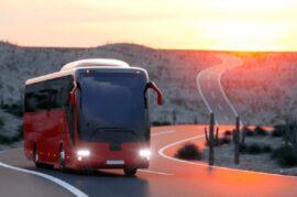 Escáner QR para autobuses