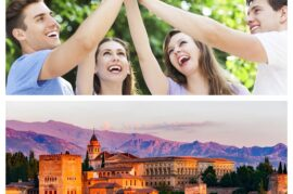 Gymkana cultural por Granada