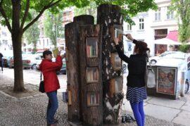 Bibliotecas libres y ecológicas