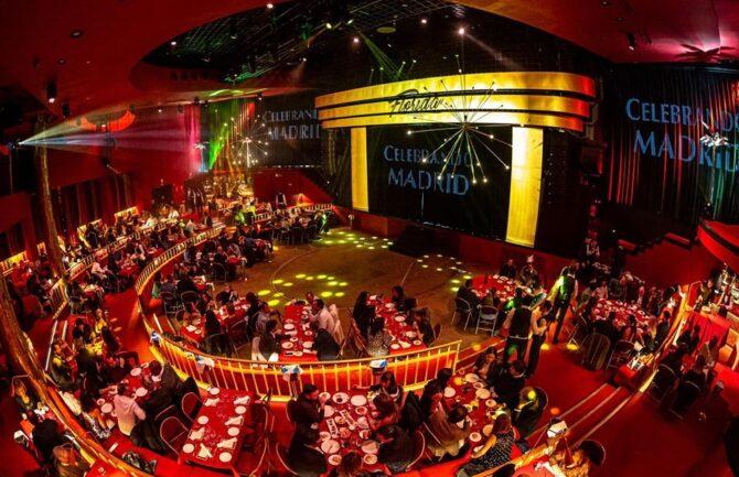 Restaurante con espectáculo en Granada