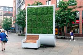 Árboles artificiales que absorben tanta contaminación como 275 árboles normales