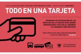 Integración servicio metropolitano en la TUI y recarga bonobús desde APP.