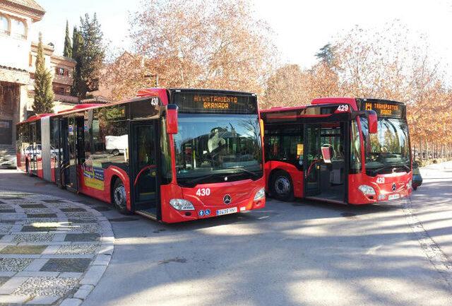 Mejora de la movilidad aumentando el número de autobuses en las líneas mas demandadas y en horas puntas