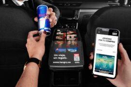 Tiendas móviles en los VTC y los taxis