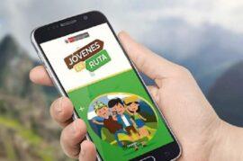 App para poner en contacto a turistas con guías turísticos profesionales.