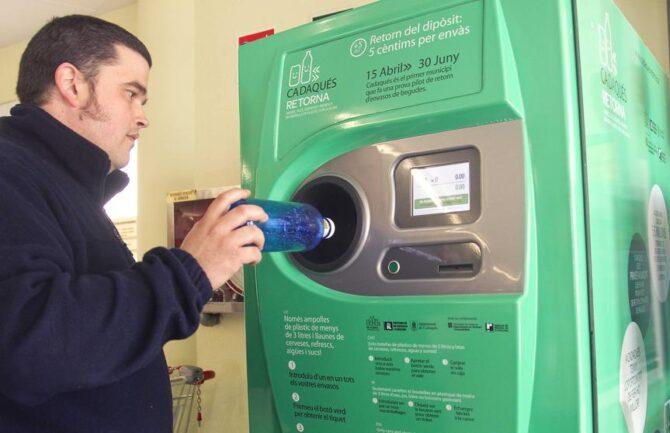 Implantación de un Sistema de Reciclaje de Envases