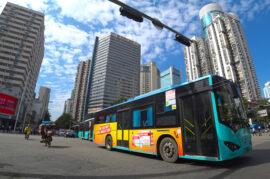 Transporte Público  100% Eléctrico