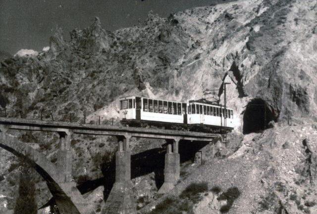 Recuperación del tranvía para subir a Sierra Nevada