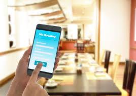 Aplicación para reservas en restaurantes.