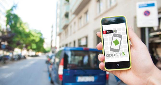 Aplicación móvil que indica si hay aparcamientos libres