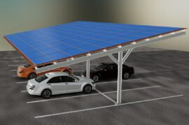 Parking fotovoltaico