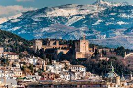 Códigos QR para los monumentos de Granada