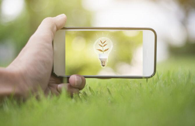 App para reducir la contaminación