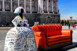 El arte por las calles