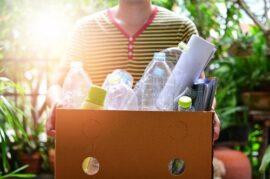 Usos del plástico en el hogar