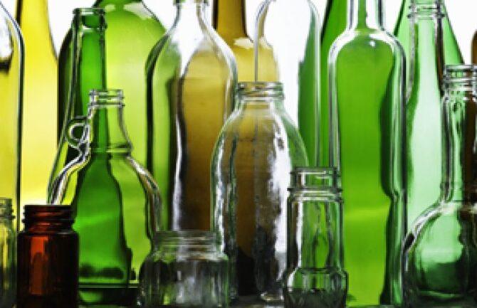 Reciclaje de botellines de vidrio con incentivos