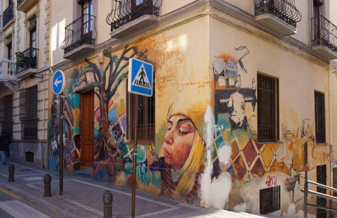 Street Art responsable