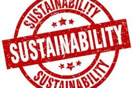 Insignia sostenible