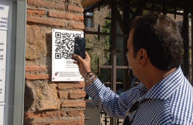 Granada interactiva gracias a los códigos QR